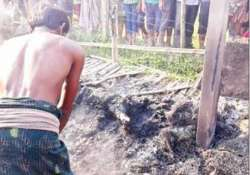 lover burns woman and infant to death in odisha