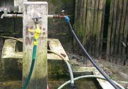 lack of piped water leading to high instances of diarrhoea