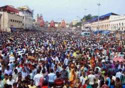 two women killed in puri rath yatra stampede