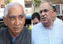 jaswant singh fails to get ticket from barmer bjp fields
