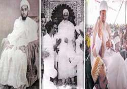 know 10 rare facts about dawoodi bohra leader syedna