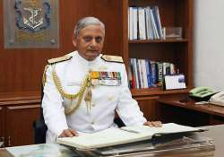 navy chief admiral verma takes over as tri services panel