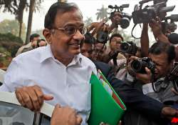 pak yet to arrest real culprits of 26/11 attack chidambaram