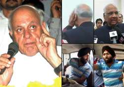 pawar attack issue raised during cabinet meet