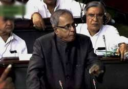 pranab refuses to disclose names of those having offshore