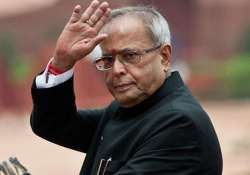 president cuts short bengal visit due to cyclone