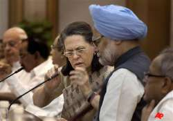 reshuffle on cards hectic consultations on