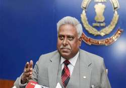 sc s caged parrot remark is correct cbi chief