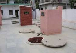 sulabh to build toilets in all the houses of baduan village