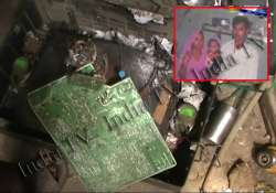 woman killed after tv set explodes due to lpg leak