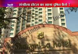 54 staff of delhi hotel shangrila hospitalized after food