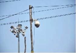 5 000 surveillance cameras to be installed in hyderabad