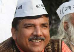 dissent within aap indicator of internal democracy sanjay