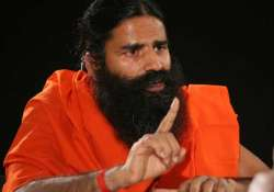 fir against ramdev for violation of model code of conduct