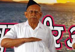 former rss chief sudarshan passes away