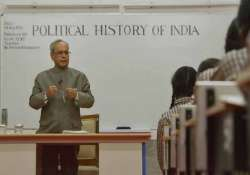 experiments with ideas beneficial for democracy pranab