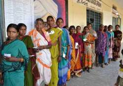 65 per cent turnout in warangal bypoll