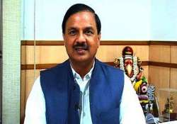minister mahesh sharma lays ambitious plans for tourism