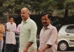 kejriwal asks lg to make public bjp s stand before meeting