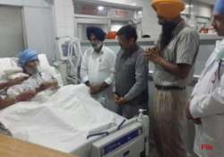 former sgpc chief talwandi is dead