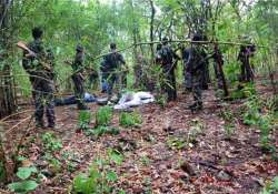 250 villagers abducted by naxals in chhattisgarh on eve of