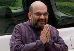 amit shah holds meeting with delhi bjp leaders