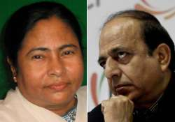 mamata may patch up with pranab says dinesh trivedi