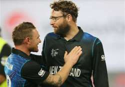 new zealand hopes to send off vettori in style in world cup