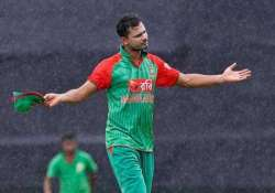 bangladesh need to maintain good performance mortaza