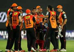 ipl 8 hyderabad romp home by 5 runs despite miller s heroics