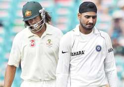 there s no issue on bhajji symonds controversy pollock