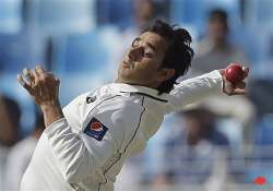veteran spinners divided on legality of ajmal s bowling