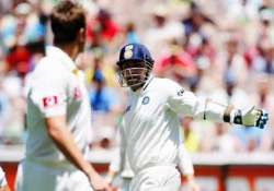 virender sehwag involved in an altercation with australian