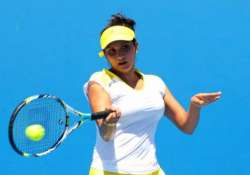 asian games indian pair of sania prarthana settles for