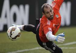 ac milan signs goalkeeper diego lopez from madrid