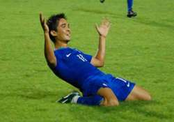 a hat trick of nehru cup titles for india