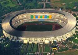 indian football pitches not fit for world cup matches fifa