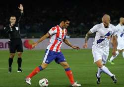 isl injured garcia may be out of action for a week