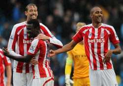 stoke stuns man city 1 0 in premier league