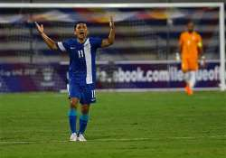 india humbled 1 2 by guam in world cup qualifiers