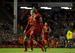 liverpool boosted by diagnosis of daniel sturridge injury