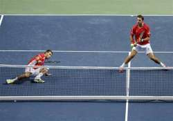 davis cup switzerland leads italy 2 1 in semifinal
