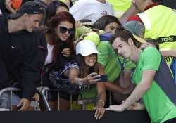 murray bristles at online criticism over being drama queen