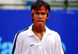 somdev gets stuck in traffic on way to games village