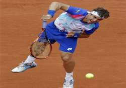 5th seeded david ferrer into french open 3rd round