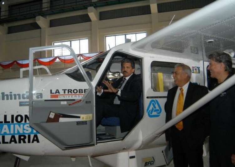 mahindra aerospace to launch first small aircraft in india in 2 years- India Tv