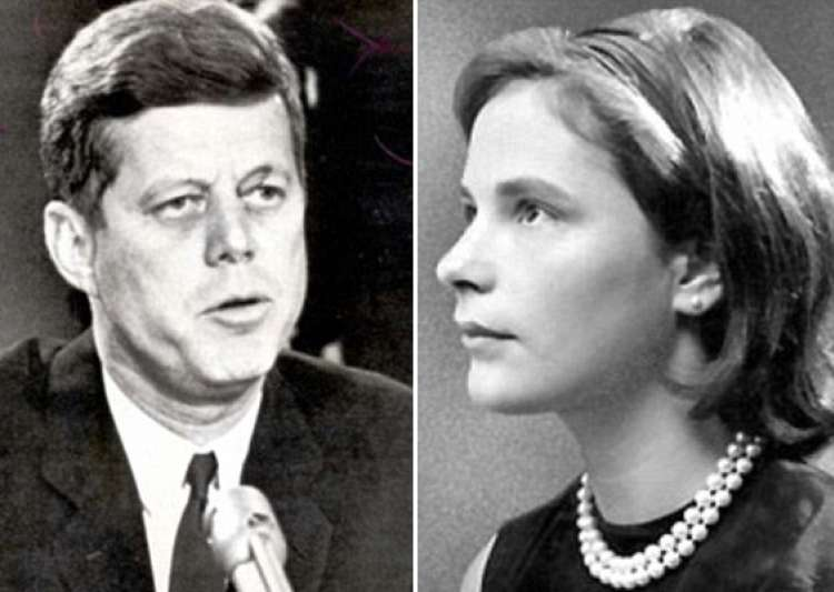 jfk took my virginity says former white house intern after 50 years- India Tv
