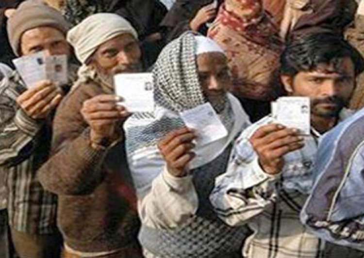 60.1 per cent votes cast in up phase six polls- India Tv