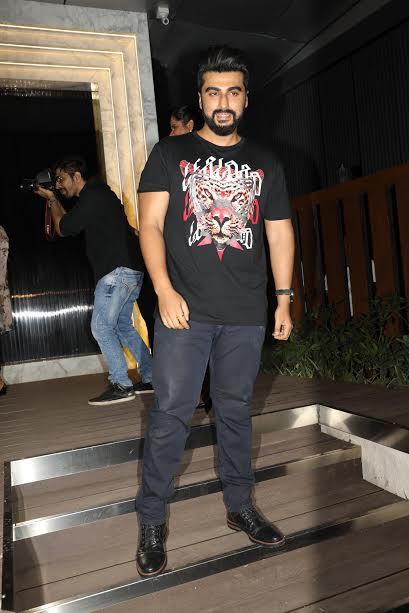 Arjun Kapoor was also present at the event.