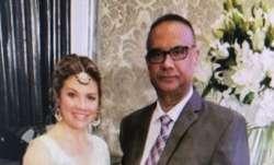Sophie Trudeau posing with Khalistani terrorist Jaspal Atwal